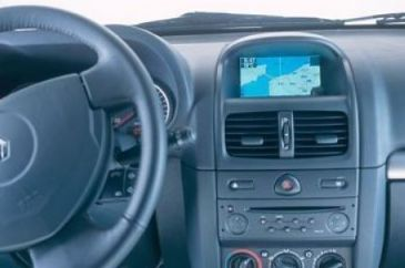 DVD and CD map updates for Renault